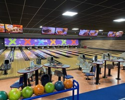 Warm'up - CANNES - Bowling